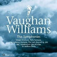 Vaughan Williams: Complete Symphonies, Tallis & Greensleeves Fantasias, Lark Ascending, Wasps Overture