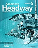 American Headway Second Edition: Level 5 Workbook, Liz Soars and John Soars, 0194727882