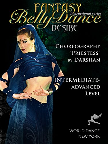 Costume Breakdown Programs (Priestess - Belly Dance Choreography by Darshan - intermediate / advanced bellydance)