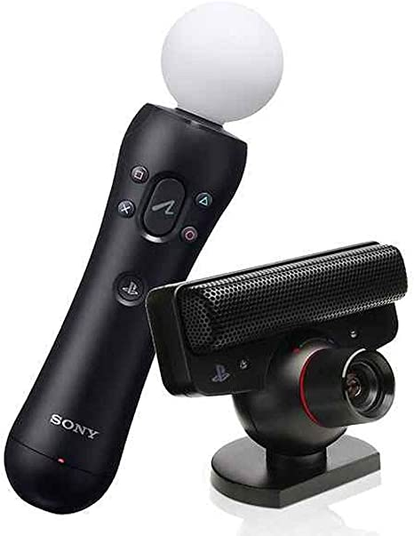 PlayStation Move Essential Pack Sony Oficial (PS4/PS3) Video Juego ...