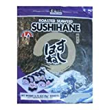 Japanese Sushihane Roasted Seaweed Nori - 10 sheets