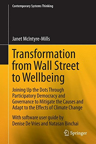 Transformation from Wall Street to Wellbeing: Joining Up the Dots Through Participatory Democracy and Governance to Miti