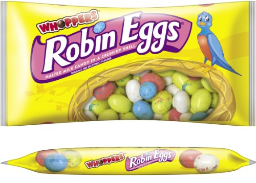 WHOPPERS Easter ROBIN EGGS Candy , 10 Ounce Bag
