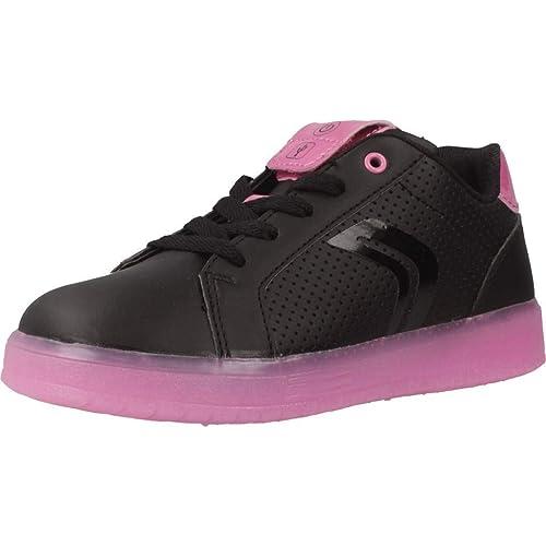 Geox J Kommodor Girl A, Zapatillas para Niñas: Amazon.es: Zapatos y complementos