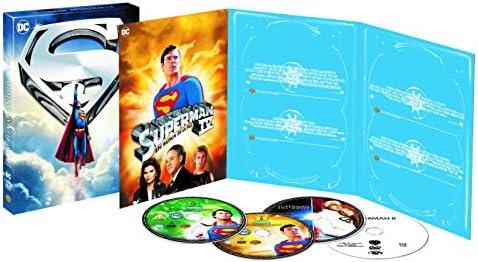 Pack Superman [DVD]: Amazon.es: Christopher Reeve, Marlon Brando ...