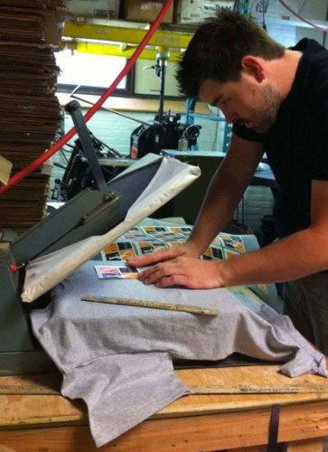 Custom t shirts business plan
