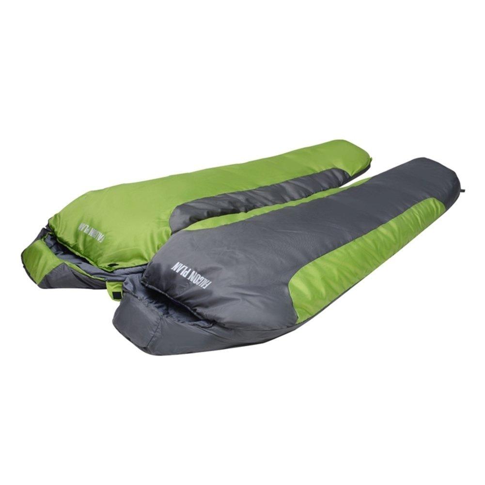 Im Freien Schlafsack/Doppel Paar Schlafsack/Mama-Stil Schlafsack/Kann Doppelschlafsack gespleißt werden