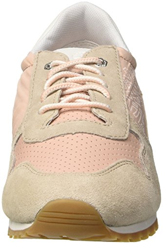 Milan Marrone Stringate Oxford Timberland Simply L47 Taupe Scarpe Flavor Donna dq1AYt