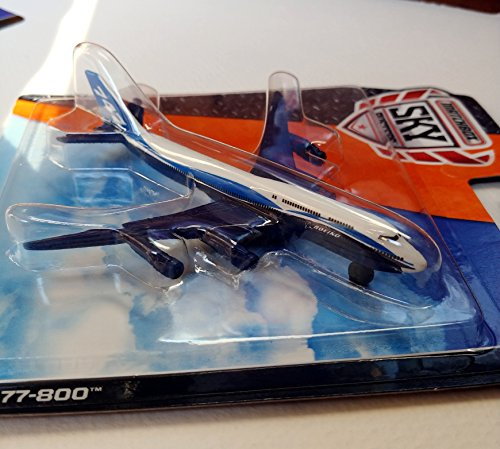 Matchbox Sky Busters - New 2018 Model - Boeing 77-800 Matchbox Sky Busters
