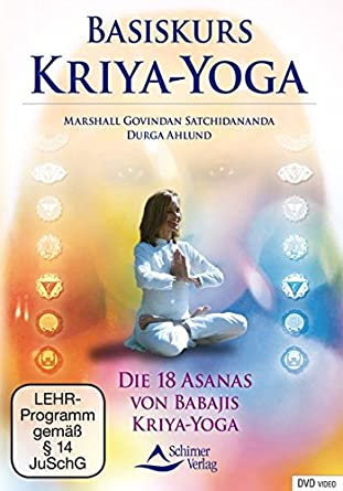 Amazon.com: DVD-Basiskurs Kriya-Yoga: Movies & TV