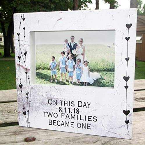 Amazon Com Two Families Become One Blended Family Wedding