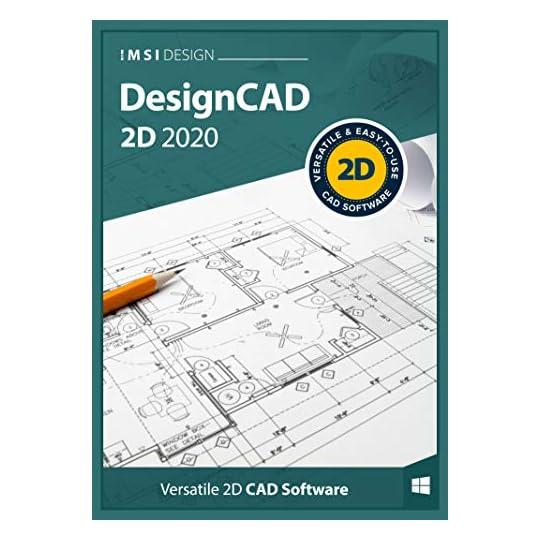 DesignCAD 2D 2020 [PC Download]