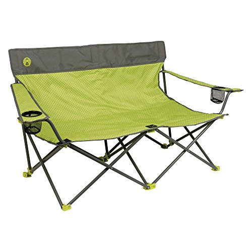 Coleman Quattro Lax Double Quad Chair Chairs Patio And