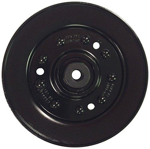 "Browning Industrial Belts 2778322 Idler Sheave, Steel, 0.375"" Bore, 5"" OD, 5"" Width"