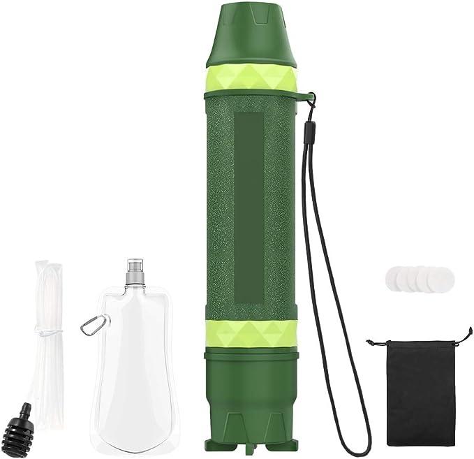 MoKo Purificador de Agua Portable, Potabilizadoras de Agua ...