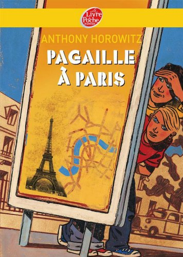 Pagaille A Paris Policier French Edition Kindle