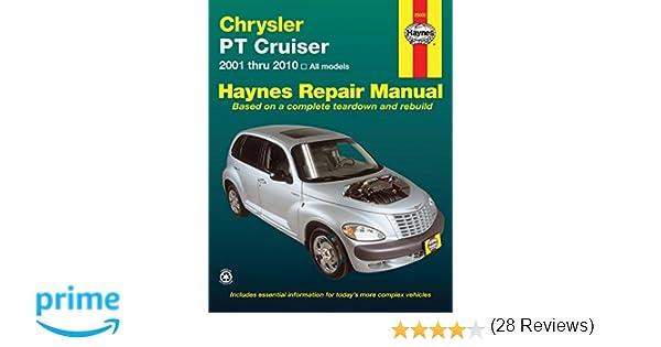 Chrysler pt cruiser 2001 2010 haynes repair manual haynes chrysler pt cruiser 2001 2010 haynes repair manual haynes 9781563929632 amazon books fandeluxe Choice Image