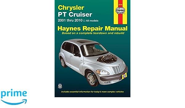 Chrysler PT Cruiser: 2001 -2010 Haynes Automotive Repair Manual Series: Amazon.es: Haynes Publishing: Libros en idiomas extranjeros