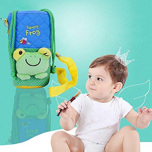 Portable Baby Infant Feeding Milk Food Bottle Thermal Warmer
