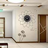 WEEDAY Modern Simple Clock European Style Personality Creative Pocket Watch Bedroom Quartz Watches decoration