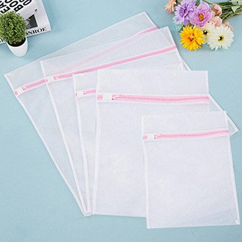 DZT19685 PCS Delicates Laundry Bags Bra lingerie Protection Washing Drying Bag Washing