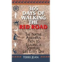 Amazon best sellers best native american religion 365 days of walking the red road the native american path to leading a spiritual fandeluxe Images