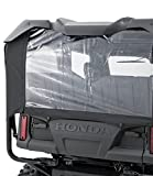 Honda 16-17 PIONEER1K-5 Genuine Accessories Fabric Mid/Rear Panel (Rear 5P) (Black)
