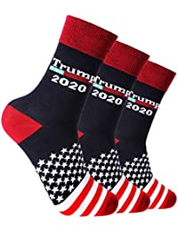 Donald Trump 2020 Make American Great Again Unisex Novelty Socks