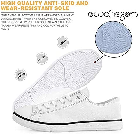 Canvas Low Top Sneaker Casual Skate Shoe Mens Womens Colorful Volleyball Sport