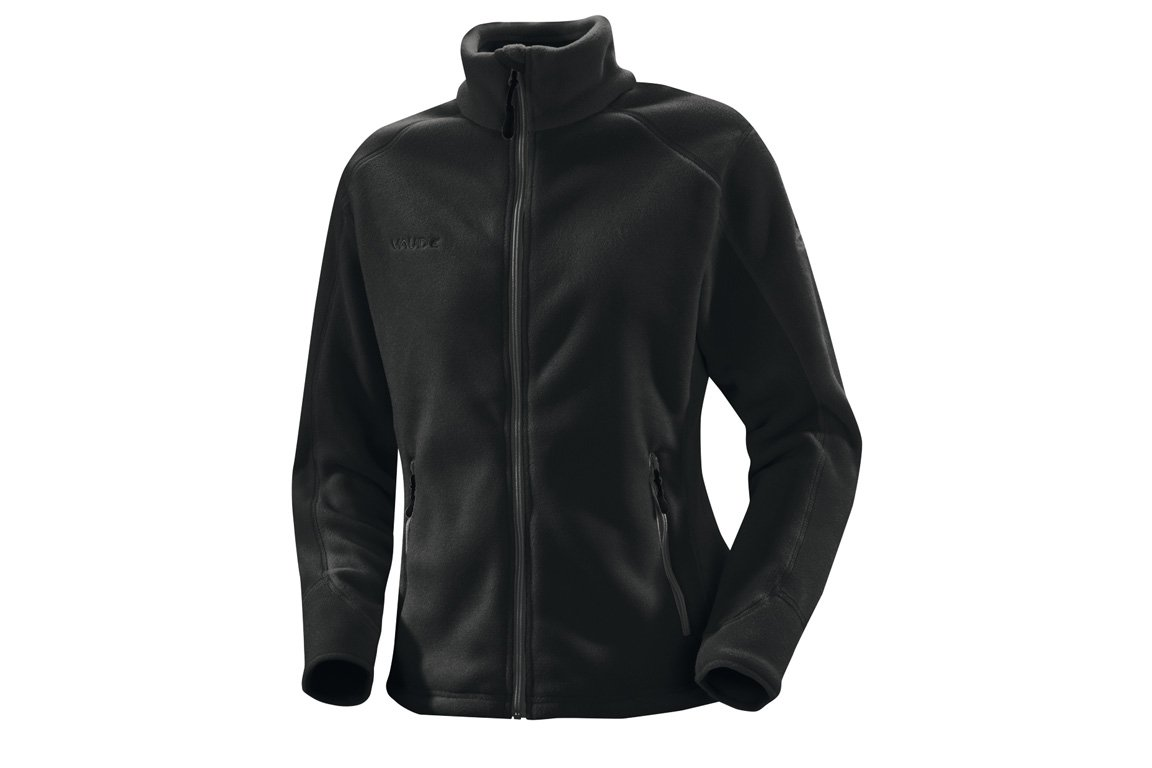 VAUDE Arosa Jacket IV Damen-Fleecejacke, black