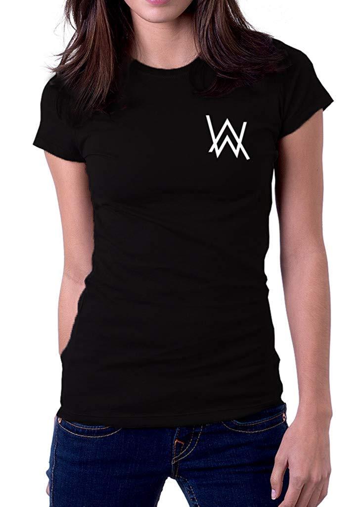 Alan Walker Aw Logo Faded Spectre Shirts