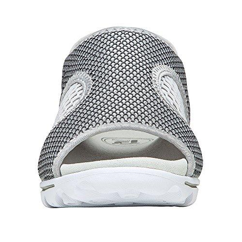 Silver Women's Propet Ss TravelActiv Sandal Black xZgqwB0fq