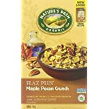 Nature's Path Organic Flax Plus Maple Pecan Crunch