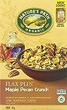 Nature's Path Organic Flax Plus Maple Pecan Crunch