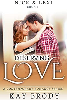 Deserving Love Clean Wholesome Romance ebook product image
