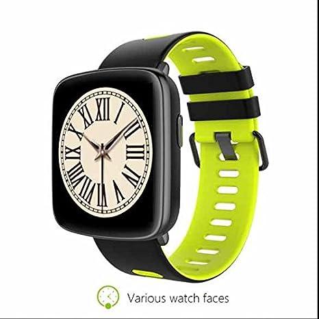 Smart Watch inteligente relojes de Bluetooth pulsera,Sleep Monitor,Moda de lujo de,