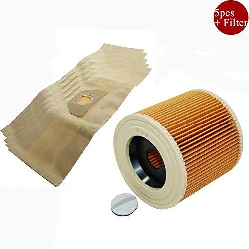 Kit de filtro de vacío bolsa de polvo para aspiradora ...