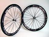 Vuelta 700c XRP 50mm Full Carbon Fiber Team SL Tubular Wheel Set For