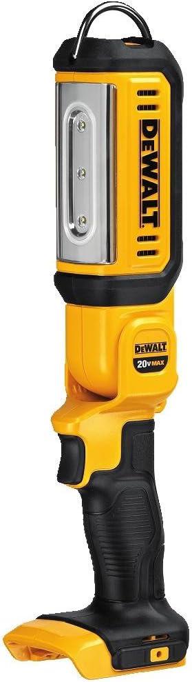 DEWALT 20V MAX LED Work Light, Hand Held, Tool Only (DCL050)