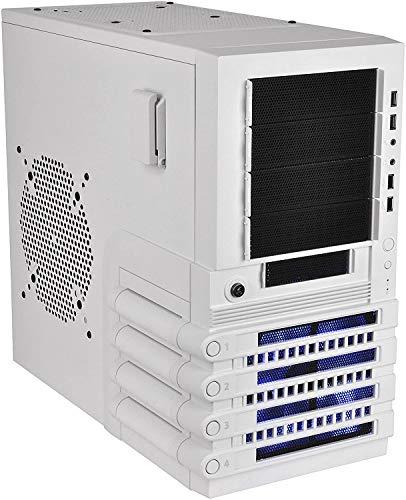 Adamant Custom 10X-Core Liquid Cooled 3D Modelling SolidWorks CAD Workstation Desktop PC Intel Core i9 10900X 3.7Ghz 128Gb DDR4 8TB HDD 1TB NVMe SSD 850W PSU Wi-Fi Quadro RTX 4000 8Gb