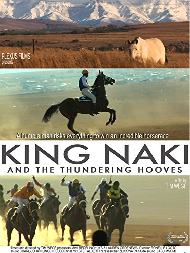 Used, King Naki and the Thundering Hooves for sale  Delivered anywhere in USA