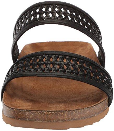 Rd Chaussures Suze5 Indigo Femmes Blk Slide SxdwIfqz