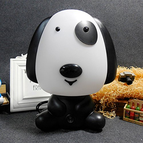 Accreate Cartoon Table Light Night Lamp Bed Light Home Office Decor (Rich dog) by Accreate (Image #5)'