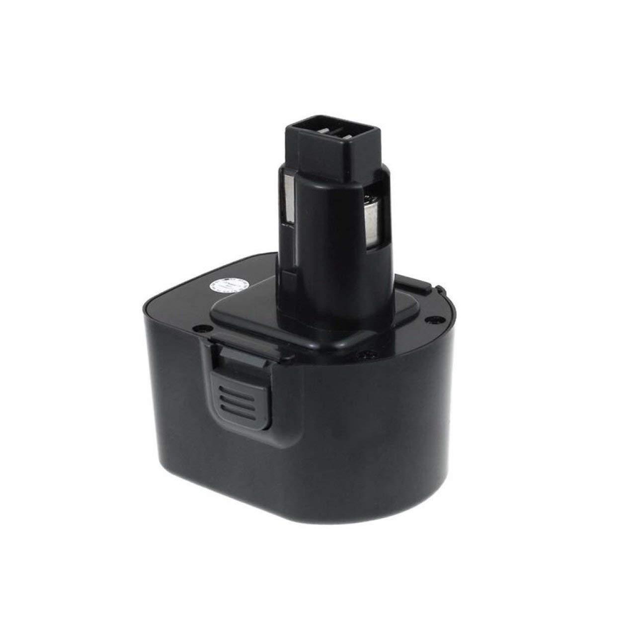 Batería para Taladro Black & Decker KC12E 3000mAh NiMH, 12V, NiMH