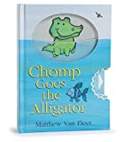 #1: Chomp Goes the Alligator