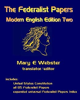 federalist papers in modern english pdf