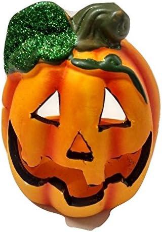 Dekoration Fur Halloween Kurbis Klein Keramik Art From Italy Amazon De Kuche Haushalt