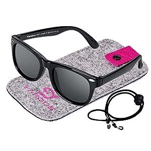 Kids Children Retro Polarized Sunglasses