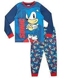 Sonic The Hedgehog Boys Pajamas