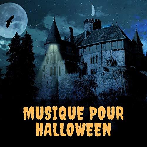 Musique Pour Halloween (Musique pour halloween: Musique pour terroriser, bruits de fond pour fêtes)